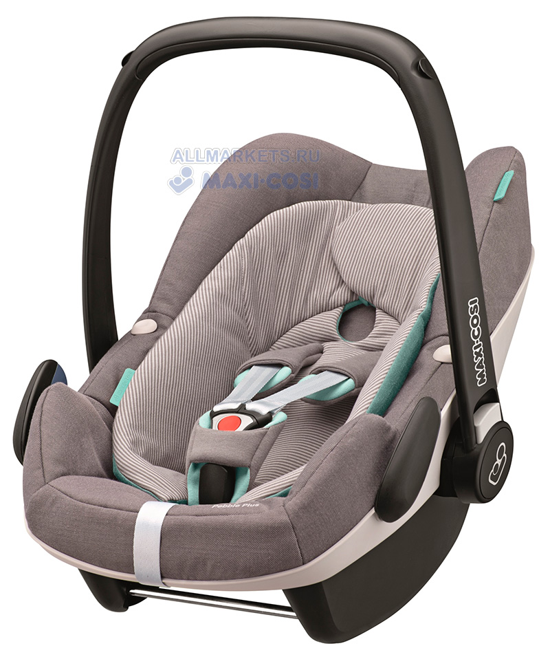 Детское автокресло Maxi-Cosi Pebble Plus Concrete Grey