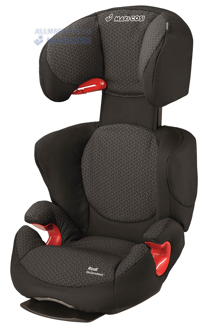 Детское автокресло Maxi-Cosi Rodi AP AirProtect Black Crystal