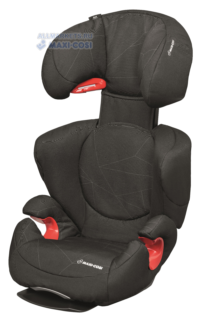 Детское автокресло Maxi-Cosi Rodi AirProtect Black Diamond